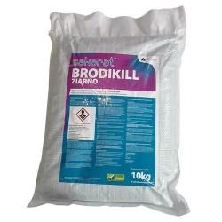 Sakarat Brodkill do zwalczania mysz i szczurów w formie ziaren zbożowych.