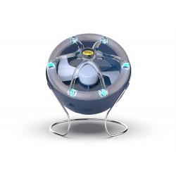 Lampa owadobójcza Moon 3688 ledowa MO-EL 32W 220V. Włoska marka, gwarantowana skuteczność. Producent lampynaowady.eu