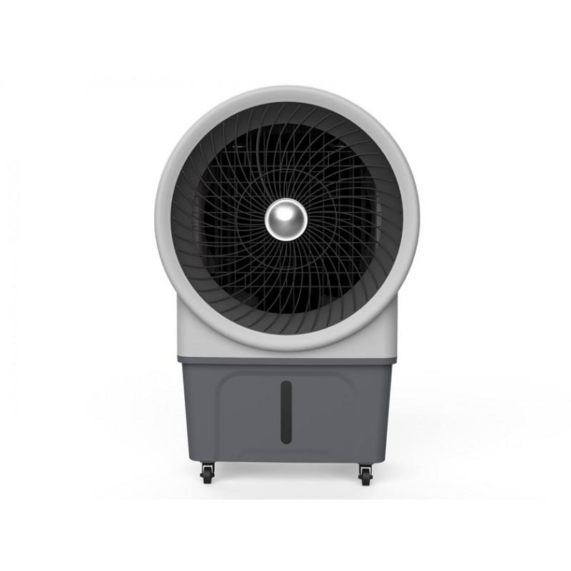 Klimatyzer ewaporacyjny MO-EL Turbo Cooler przemysłowy przenośny i dużej mocy.