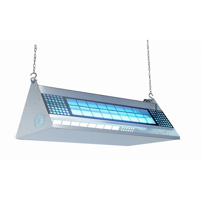Lampa owadobójcza włoska 372 profesjonalna o mocy 80W to lampa lepowa na lepy. Posiada HACCP.