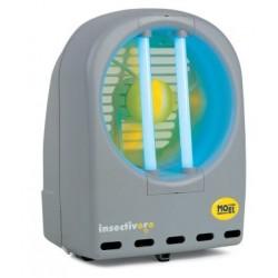 Lampa na owady Insectivoro 367G. Moc 22W, 220V. Zasięg działania do 120m2. Certyfikat HACCP, IMQ, CE.